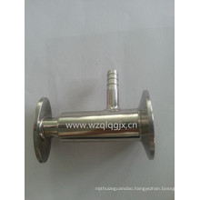 Sanitary Stainless Steel Threaded Sample Valve