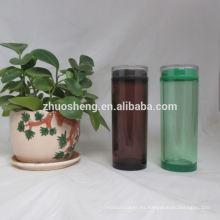 respetuoso del medio ambiente para requisitos particulares plástico simple alta calidad botella de agua de beber