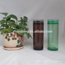 respectueux de l'environnement personnalisé de haute qualité plastique simple bouteille d'eau à boire