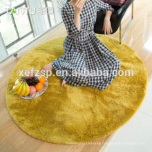 100% polyester microfiber door front indoor mats 100% polyester printed waterproof soft shaggy rug