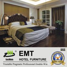 Suíte Presidencial de Mobiliário de Quarto de Design Superior (EMT-D1205)