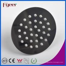 Cabezal de ducha Fyeer Ultra Thin de 4 pulgadas Redondo