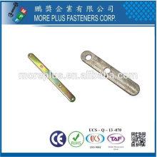 Taiwan Acier inoxydable 18-8 Cuivre en laiton Lit en acier Plaque en caoutchouc Quincaillerie Sofa-lit Quincaillerie