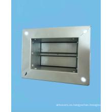 Apagador Manual aire conducto galvanizado
