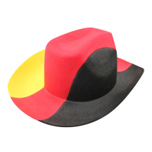 100% Wool Felt Mens Brim Cowboy Hats (GKM15-Q0022)