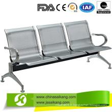 Chaise d'attente publique, chaise d'attente pour hôpitaux, chaise d'attente d'aéroport (CE / FDA / ISO)