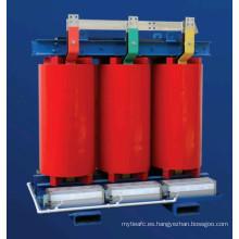 Transformador seco de la resina del molde de la resina epoxy / transformador seco