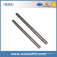 China Foundry Custom Ductile Cast Iron Sand Casting Threaded Rod