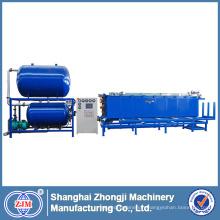 Machine automatique de bloc d'ENV, machine de moulage automatique de bloc de refroidissement par air d'ENV