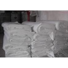 2015 tecido quente da cinza do algodão da venda 100%