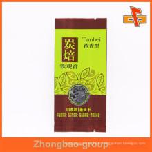 Factory Directly Fournir un fabricant de sacs à thé imprimé personnalisé pour le thé oolong