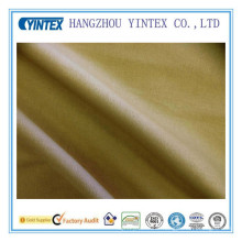 Soft 100% Cotton Satin Cotton Fabric Dyed Twill