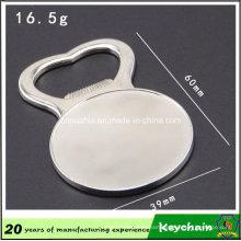 Round Opener Keychain