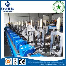 Traubenstockwalzenformmaschine Sigma furring Flansch