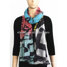 Soft and Light Printed Modal Scarf