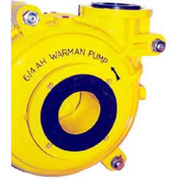 Zgb (P) High Flow Wear Resistant High Temperature Slurry Ash Pump