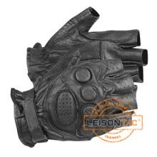 Guantes de seguridad / guantes tácticos de seguridad Guante sin dedos con estándar ISO