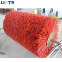 Escova de varrer rodoviária personalizada durável de fornecimento de fábrica