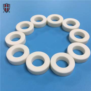 highly flat parallel alumina ceramic plain washer gasket