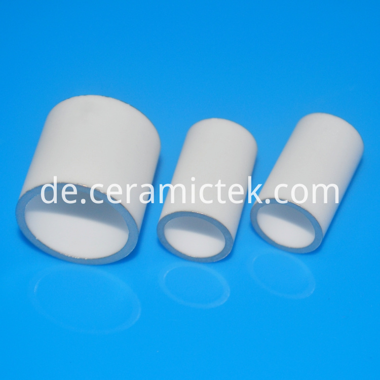 Metallised alumina ceramic tubing
