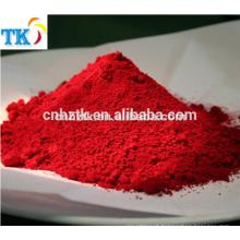 Pigmento natural do vermelho do carmim do produto comestível