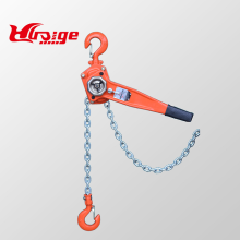 Industrial manual chain lever block 9 ton