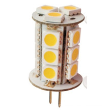 G4 LED Bulb Brass Made for Landscape Lighting