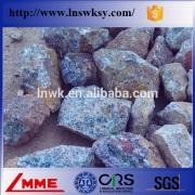 China LMME rough fluorite lump/powder