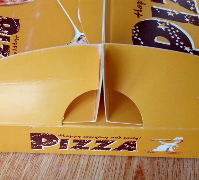 cardboard pizza box food grade