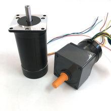 motor eléctrico del eje del coche, 57BLS04-13 motor CC sin escobillas 0.5Nm 4000rpm con el conductor