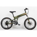 Bicicleta de suspensión, bicicletas de montaña plegables (FP-FDB-D028)