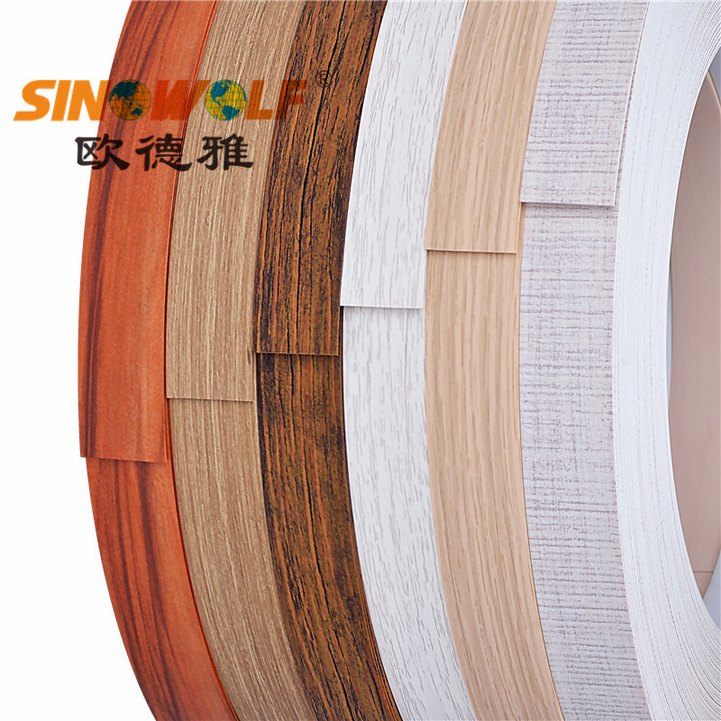 PVC Edge Banding Series