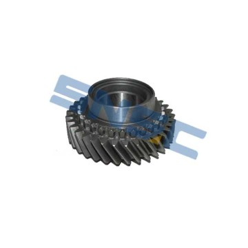 1701241-MR510A01 4TH SHIFT GEAR-INPUT SHAFT Karry Chery