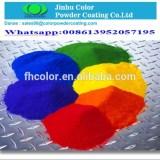 Electrostatic spray aniti scratch uv curing furniture powder coating