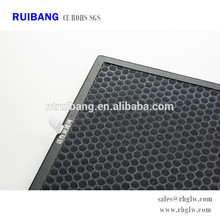 manufacturing air purify activated carbon air filter cartridge