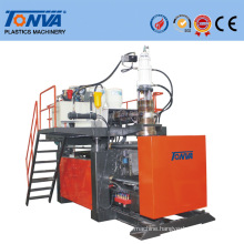 L Ring Drum Extrusion Blow Molding Machine