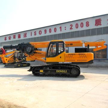 Perforadora de tierra para equipos de construcción