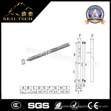 Stainless Steel Flush Safety Box Type Door Bolt
