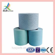 rolo perfurado da limpeza substitua toalhetes da limpeza da indústria de dupont