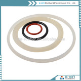 Silicone Rubber Mechanical Parts Silicone O-Ring Seals