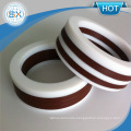 Hydraulic V-Packing Seal FKM/NBR/HNBR/Cotton Rubber Fabric Seal