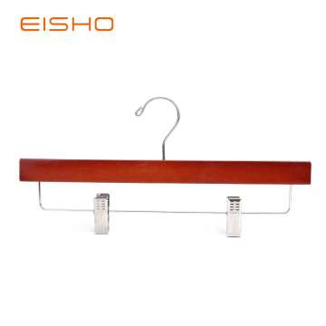 EISHO Adult Walnut Bottom Aufhänger mit Clips