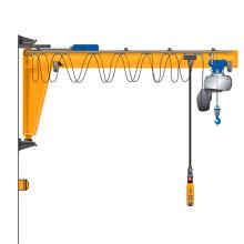 5ton wall mounted jib crane for workshop