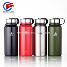 Portable Outdoor Stainless Steel Water Bottle Vacuum Insulated 20-50 oz Capacity