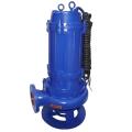 Bomba submersível vertical da pasta do motor elétrico da série de QW