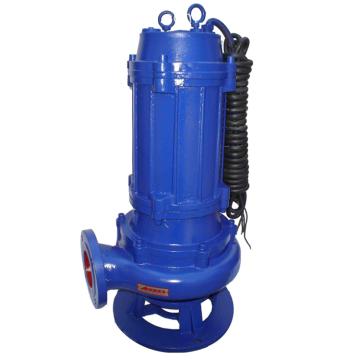 QW series lectric no blockage submersible water pump
