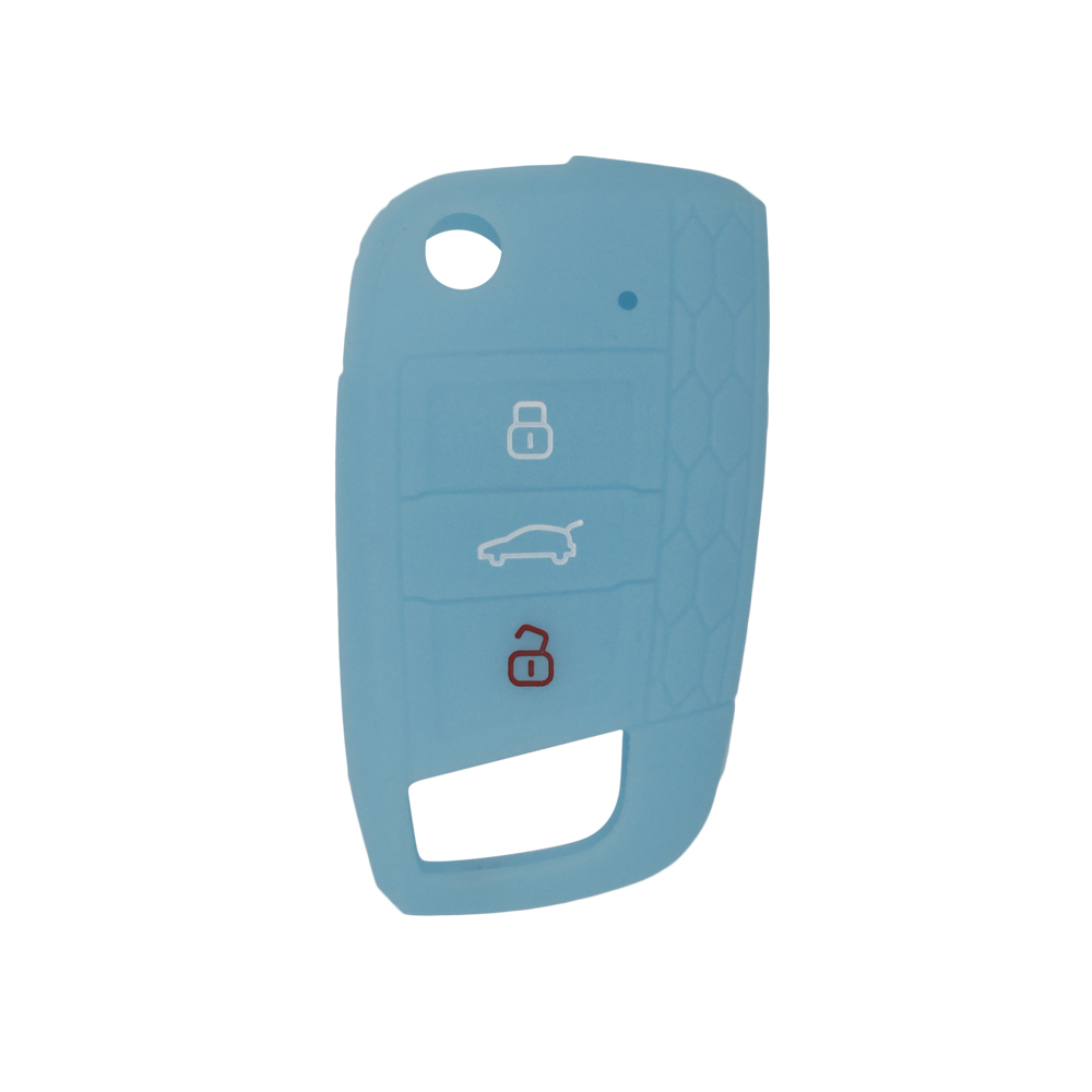 Volkswagen Golf 7 Silicone Key Cover