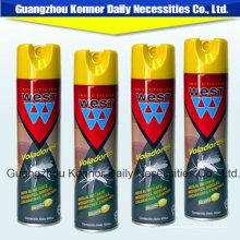West Insect Killer Spray Москито-убийца Аэрозоль Инсектицид Рынок Африки