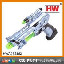 Hot Sale crianças plástico brinquedo Gun Sound Gun