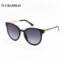 hochwertige modische Sonnenbrille aus Metall für Herren